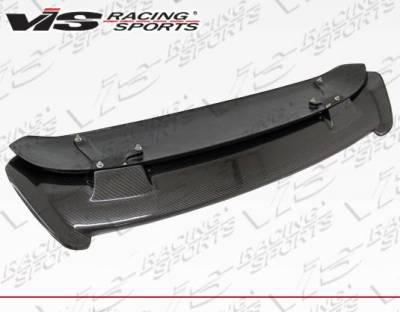 VIS Racing - Carbon Fiber Spoiler Type R Style for Honda Civic Hatchback 96-00 - Image 3