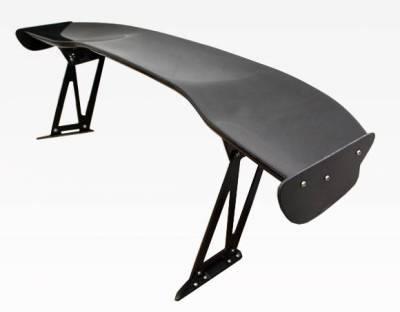 VIS Racing - Carbon Fiber Spoiler J Style for Honda S2000 2DR 00-09 - Image 2