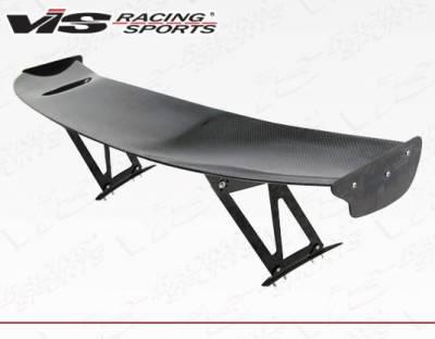 VIS Racing - Carbon Fiber Spoiler J Style for Honda S2000 2DR 00-09 - Image 4
