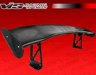 VIS Racing - Carbon Fiber Spoiler SP Style for Honda S2000 2DR 00-09 - Image 3