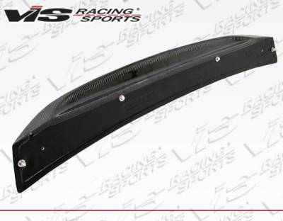 VIS Racing - Carbon Fiber Spoiler Type R Style for Honda S2000 2DR 00-09 - Image 3