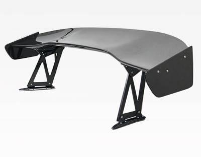 VIS Racing - Carbon Fiber Spoiler VTX Style for Honda S2000 2DR 00-09 - Image 1