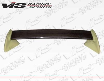 VIS Racing - Carbon Fiber Spoiler OEM Style for Mazda RX7 2DR 99 - Image 3