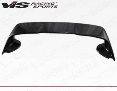 VIS Racing - Carbon Fiber Spoiler OEM Style for Mitsubishi Evo 10 4DR 08-15 - Image 4
