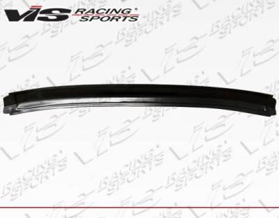 VIS Racing - Carbon Fiber Spoiler Quad Six Style for Nissan 240SX 2DR 95-98 - Image 3