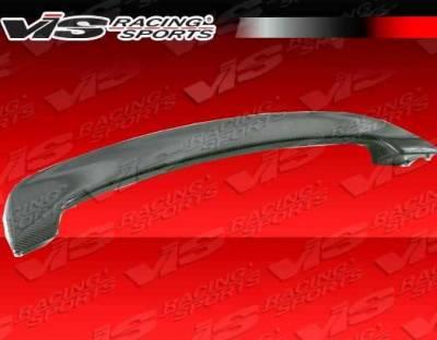 VIS Racing - Carbon Fiber Spoiler A Tech Style for Porsche Boxster 986 2DR 02-04 - Image 2