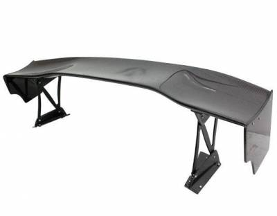 VIS Racing - Carbon Fiber Spoiler VTT Style for Scion FRS 2DR 13-16 - Image 4