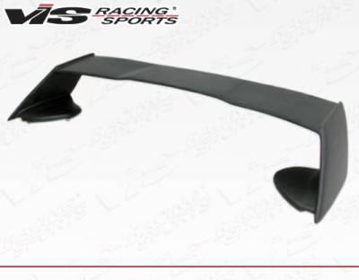VIS Racing - Carbon Fiber Spoiler STI Style for Subaru WRX 4DR 08-14 - Image 2