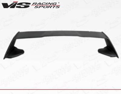 VIS Racing - Carbon Fiber Spoiler STI Style for Subaru WRX 4DR 08-14 - Image 3
