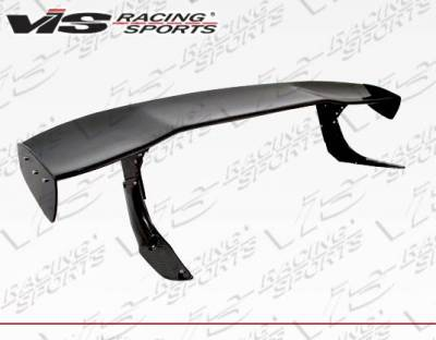 VIS Racing - Carbon Fiber Spoiler Supra GT Style for Toyota Supra 2DR 93-95 - Image 1