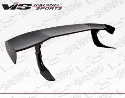 VIS Racing - Carbon Fiber Spoiler Supra GT Style for Toyota Supra 2DR 93-95 - Image 2