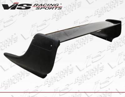 VIS Racing - Carbon Fiber Spoiler Techno R 1 Style for Toyota Supra 2DR 93-95 - Image 1