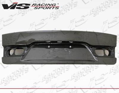 VIS Racing - Carbon Fiber Trunk OEM Style for Acura TSX 4DR 04-08 - Image 3