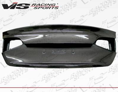 VIS Racing - Carbon Fiber Trunk OEM Style for Audi  A4 4DR 09-12 - Image 3