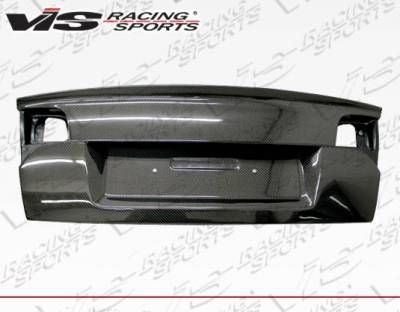 VIS Racing - Carbon Fiber Trunk DTM Style for Audi  A4 4DR 06-07 - Image 3