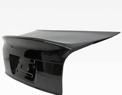 VIS Racing - Carbon Fiber Trunk CSL Style for Audi  A4 4DR 02-05 - Image 3