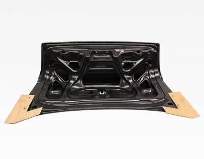 VIS Racing - Carbon Fiber Trunk CSL Style for Audi  A4 4DR 02-05 - Image 4
