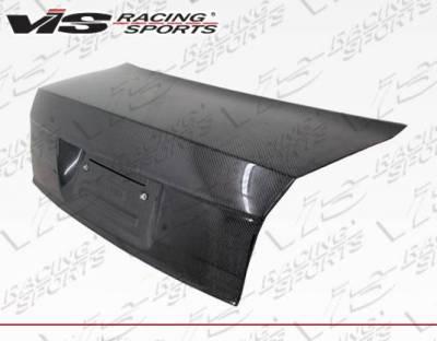VIS Racing - Carbon Fiber Trunk OEM Style for Audi  A4 4DR 02-05 - Image 1