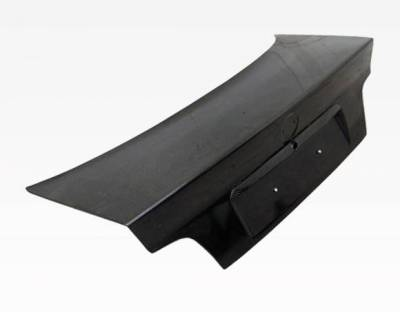 VIS Racing - Carbon Fiber Trunk OEM (Euro) Style for BMW 3 SERIES(E36) 2DR 92-98 - Image 2