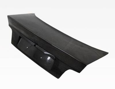 VIS Racing - Carbon Fiber Trunk OEM (Euro) Style for BMW 3 SERIES(E36) 2DR 92-98 - Image 3
