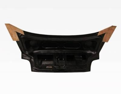 VIS Racing - Carbon Fiber Trunk OEM (Euro) Style for BMW 3 SERIES(E36) 2DR 92-98 - Image 4