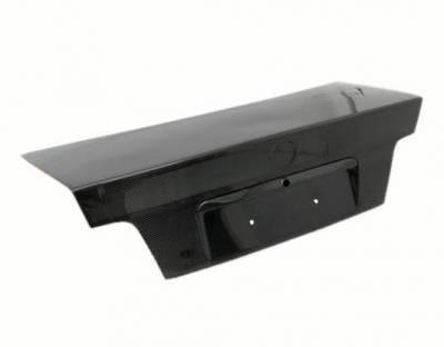 VIS Racing - Carbon Fiber Trunk OEM (Euro) Style for BMW 3 SERIES(E36) 4DR 92-98 - Image 1