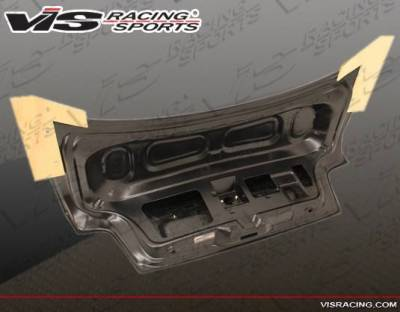 VIS Racing - Carbon Fiber Trunk OEM (Euro) Style for BMW 3 SERIES(E36) 4DR 92-98 - Image 3