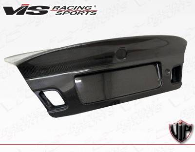 VIS Racing - Carbon Fiber Trunk CSL(Euro) Style for BMW 3 SERIES(E46) 2DR 99-05 - Image 1