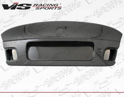VIS Racing - Carbon Fiber Trunk CSL(Euro) Style for BMW 3 SERIES(E46) 2DR 99-05 - Image 3
