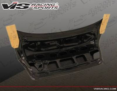 VIS Racing - Carbon Fiber Trunk CSL(Euro) Style for BMW 3 SERIES(E46) 4DR 99-05 - Image 5