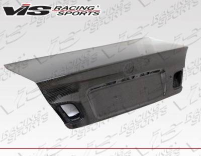 VIS Racing - Carbon Fiber Trunk OEM (Euro) Style for BMW 3 SERIES(E46) 2DR 99-05 - Image 1