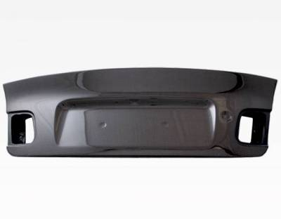 VIS Racing - Carbon Fiber Trunk OEM (Euro) Style for BMW 3 SERIES(E46) 4DR 99-05 - Image 3