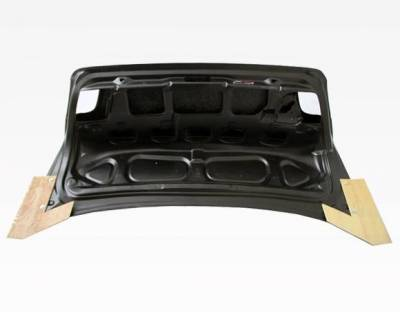 VIS Racing - Carbon Fiber Trunk OEM (Euro) Style for BMW 3 SERIES(E46) 4DR 99-05 - Image 4