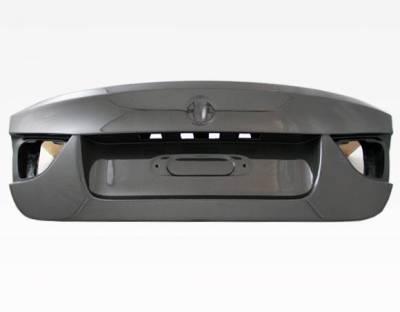 VIS Racing - Carbon Fiber Trunk OEM Style for BMW 3 SERIES(E90) 4DR 09-11 - Image 3