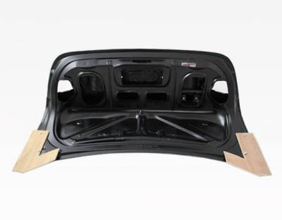 VIS Racing - Carbon Fiber Trunk OEM Style for BMW 3 SERIES(E90) 4DR 09-11 - Image 4