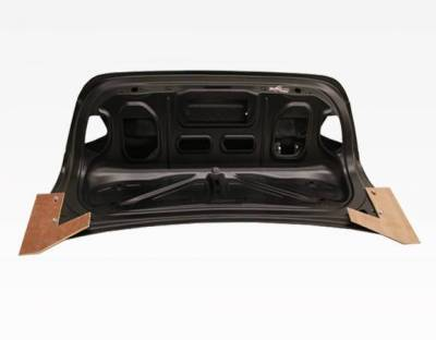 VIS Racing - Carbon Fiber Trunk CSL  Style for BMW 3 SERIES(E90) 4DR 06-08 - Image 4