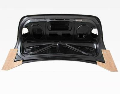 VIS Racing - Carbon Fiber Trunk OEM Style for BMW 3 SERIES(E90) 4DR 06-08 - Image 4