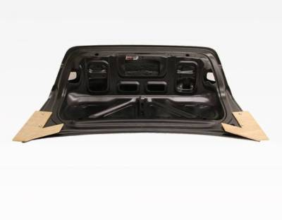 VIS Racing - Carbon Fiber Trunk AMS Style for BMW 3 SERIES(E92) 2DR 07-13 - Image 4