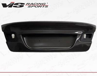 VIS Racing - Carbon Fiber Trunk CSL Style for BMW 3 SERIES(E92) 2DR 07-13 - Image 3