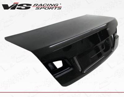 VIS Racing - Carbon Fiber Trunk OEM Style for BMW 3 SERIES(E92) 2DR 07-13 - Image 1