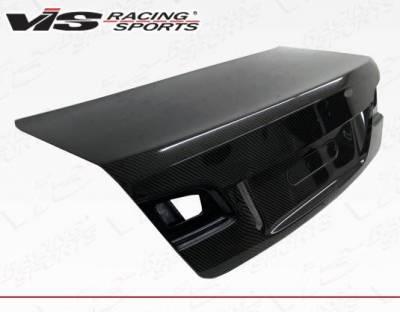 VIS Racing - Carbon Fiber Trunk OEM Style for BMW 3 SERIES(E92) 2DR 07-13 - Image 1