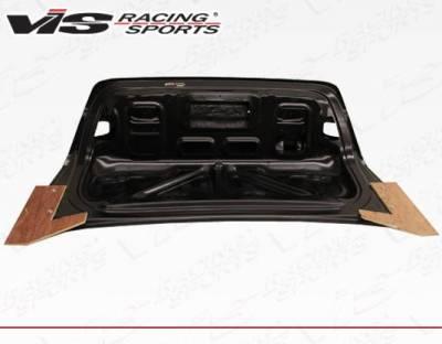 VIS Racing - Carbon Fiber Trunk OEM Style for BMW 3 SERIES(E92) 2DR 07-13 - Image 4
