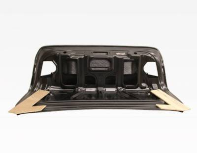 VIS Racing - Carbon Fiber Trunk OEM Style for BMW 3 SERIES(F30) 4DR 12-16 - Image 4