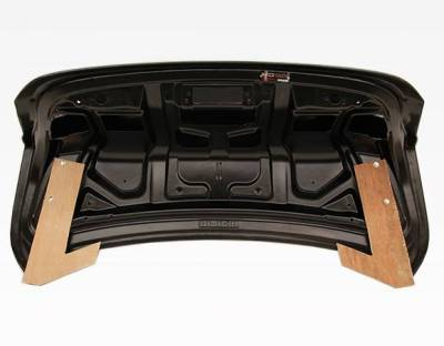 VIS Racing - Carbon Fiber Trunk OEM Style for BMW 4 SERIES(F82) M4 2DR 15-19 - Image 6