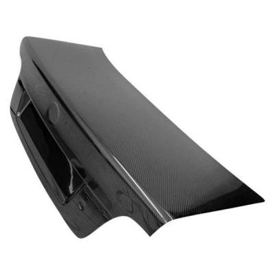 VIS Racing - Carbon Fiber Trunk OEM (Euro) Style for BMW 5 SERIES(E39) 4DR 97-03 - Image 1