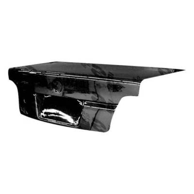VIS Racing - Carbon Fiber Trunk OEM (Euro) Style for BMW 5 SERIES(E39) 4DR 97-03 - Image 2