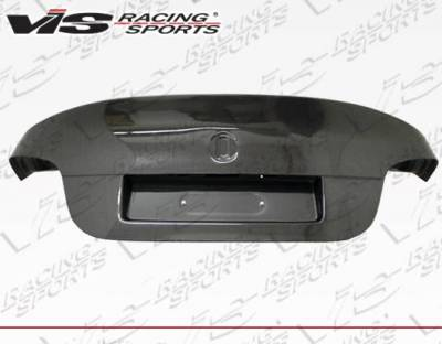 VIS Racing - Carbon Fiber Trunk CSL Style for BMW 5 SERIES(E60) 4DR 04-10 - Image 4