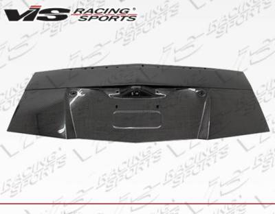 VIS Racing - Carbon Fiber Trunk OEM Style for Cadillac CTS-V 2DR 11-12 - Image 3