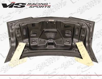VIS Racing - Carbon Fiber Trunk OEM Style for Cadillac CTS-V 2DR 11-12 - Image 4