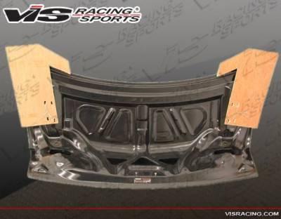 VIS Racing - Carbon Fiber Trunk OEM Style for Chevrolet Cavalier 2DR & 4DR 03-05 - Image 3